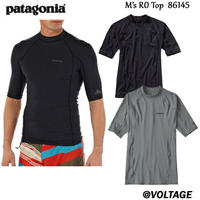 パタゴニア patagonia M's RØ Top  86145 メンズ・RØトップ 正規品 ラッシュガード 半袖