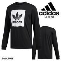アディダス スケートボディング  adidas Originals LS BB TEE メンズ ロングスリーブ メンズオリジナルス 長袖 Tシャツ EC7366