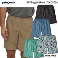 パタゴニア Patagonia M'S Baggies Shorts - 7in 58034 メンズ・バギーズ・ロング 7インチ