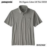 パタゴニア patagonia M's Organic Cotton LW Polo 53250 メンズ・オーガニックコットン・ライトウェイト・ポロ