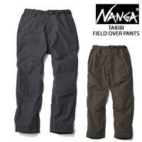 NANGA ナンガ TAKIBI FIELD OVER PANTS タキビフィールドオーバーパンツ 難燃素材 NANGA DOWN 2020 春モデル キャンプ アウトドア