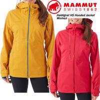 MAMMUT マムート Haldigrat HS Hooded Jacket Women レディース ジャケット アウトドア スノーボード スキー ウエア 1010-27400