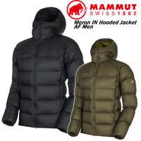 MAMMUT マムート Meron IN Hooded Jacket AF Men メンズ ダウン ジャケット アウトドア スノーボード スキー 1013-00740