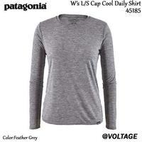 パタゴニア patagonia W's L/S Cap Cool Daily Shirt 45185 ウィメンズ・ロングスリーブ・キャプリーン・クール・デイリー・シャツ 正規品 2019 春モデル