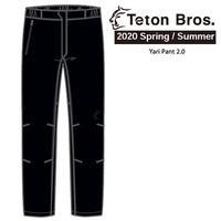 Teton Bros. ティートン ブロス  Yari Pant 2.0 Men TB201-05M メンズ パンツ  2020 Spring&Summer