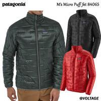 パタゴニア Patagonia M's Micro Puff Jkt 84065 メンズ・マイクロ・パフ・ジャケット 正規品