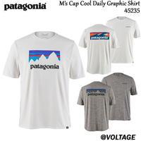 パタゴニア patagonia M's Cap Cool Daily Graphic Shirt 45235 メンズ・キャプリーン・クール・デイリー・グラフィック・シャツ 正規品  2019 春モデル
