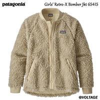 パタゴニア Patagonia Girls' Retro-X Bomber Jkt 65415 ガールズ・レトロX・ボマー・ジャケット 正規品