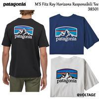 パタゴニア patagonia M'S Fitz Roy Horizons Responsibili Tee 38501 メンズ・フィッツロイ・ホライゾンズ・レスポンシビリティー