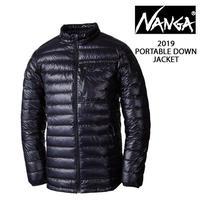 NANGA ナンガ PORTABLE DOWN JACKET ポータブルダウンジャケット ポケッタブル NANGA DOWN WEAR 09 2019FW