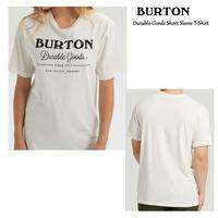 BURTON バートン Durable Goods Short Sleeve T-Shirt Tシャツ 半袖 メンズ レディース 2020 Spring&Summer S21JP-203821