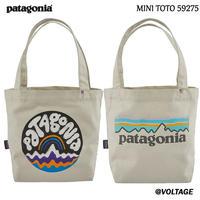 パタゴニア patagonia MINI TOTO 59275 ミニ・トート 正規品