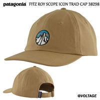 パタゴニア FITZ ROY SCOPE ICON TRAD CAP 38298 [CSC] フィッツロイ・スコープ・アイコン・トラッド・キャップ  正規品