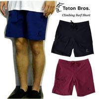 Teton Bros. ティートン ブロス Climbing Surf Short メンズ 水陸両用 ショートパンツ ハーフパンツ 2019 Spring Summer TB191-62M