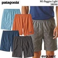 パタゴニア patagonia M's Baggies Lights 58046 メンズ・バギーズ・ライト 6 1/2インチ 2019 春モデル