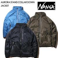 NANGA ナンガ AURORA STAND COLLAR DOWN JACKET オーロラスタンドカラーダウンジャケット メンズ NANGA DOWN WEAR 2020 AUTUMN/WINTER