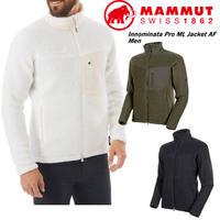 MAMMUT マムート Innominata Pro ML Jacket AF Men メンズ フリース ジャケット アウトドア スノーボード スキー ミッドレイヤー 1014-01660