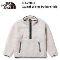 The North Face ノースフェイス Sweet Water Pullover Bio NA72035 スウィート ウォーター プルオーバー バイオフリース プルオーバー