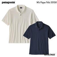 パタゴニア patagonia M's Pique Polo 53150 メンズ・ピケ・ポロ