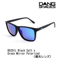 DANG SHADES ダンシェイディーズ RECOIL(偏光レンズ)サングラス ダン・シェイディーズ vidg00378