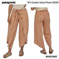 パタゴニア W's Garden Island Pants 56565 ウィメンズ・ガーデン・アイランド・パンツ DSSP XSサイズ レディース パンツ