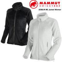 MAMMUT マムート GOBLIN ML Jacket Women レディース フリース ジャケット アウトドア スノーボード スキー ジップアップジャケット 1014-19562