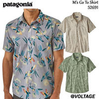 パタゴニア patagonia M's Go To Shirt 52691 メンズ・ゴー・トゥ・シャツ 正規品 2019 春モデル