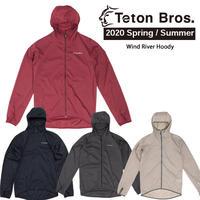 Teton Bros. ティートン ブロス  Wind River Hoody Men TB 201-19M メンズ フーディ   2020 Spring&Summer