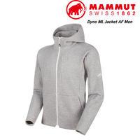 MAMMUT マムート Dyno ML Jacket AF Men メンズ パーカー ジャケット アウトドア スノーボード スキー フルジップジャケット 1014-00661