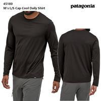 パタゴニア patagonia M's L/S Cap Cool Daily Shirt 45180 メンズ・ロングスリーブ・キャプリーン・クール・デイリー・シャツ [クリックポスト]