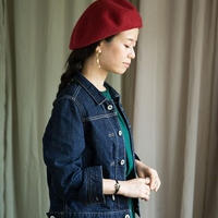 <ZW005F> WOOLY BERET