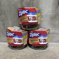 """ZipLoc Slide'n Loc """"NFL SF 49ers"""""""