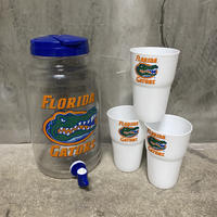 "NCAA Florida Gators ""Water Jag&3cups"""
