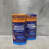 """RIGHT GUARD SPORTS """"3D Deffence Cool"""" 2pack"""