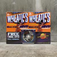 """Vintage Wheaties 2003NBA AllStar """"KG""""2pack"""