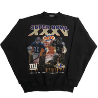 【USED】NFL XXXV Super Bowl sweat shirts