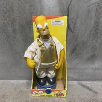 "2002The Simpsons ""Talking Homer Figure"""