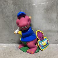 "Vintage Barney&Friends ""Baseball Barney coinbank"""
