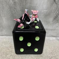 """1994 PinkPanther """"Ceramic Cookie Jar"""""""