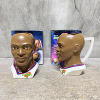 "1996WarnerBros ""SPACE JAM MJ Celamic Mug"""