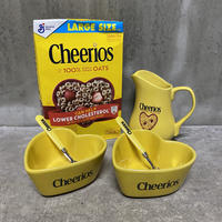 2003 GM Cheerios cereal bowl&milk pitcher