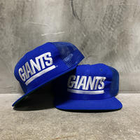 90's Team NFL NY Giants meshback