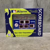 2001MLB NYY ScoreBoard Clock