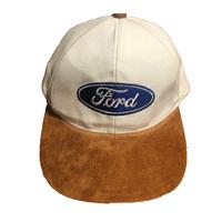 【DEAD STOCK】90's Ford 6panel cap