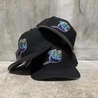 "90's TWINS ""MLB TampaBay DevilRays""snapback"