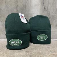 """90's Team NFL """"NY Jets"""" Beanie"""