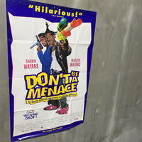 """Movie """"Don't Be a Menace"""" Poster"""