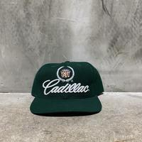 90's Cadillac script snapback