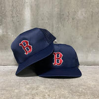 "Vtg Annco ""MLB Boston RedSox meshback cap"""