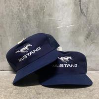 "Vintage ""Ford Mustang"" meshback cap"